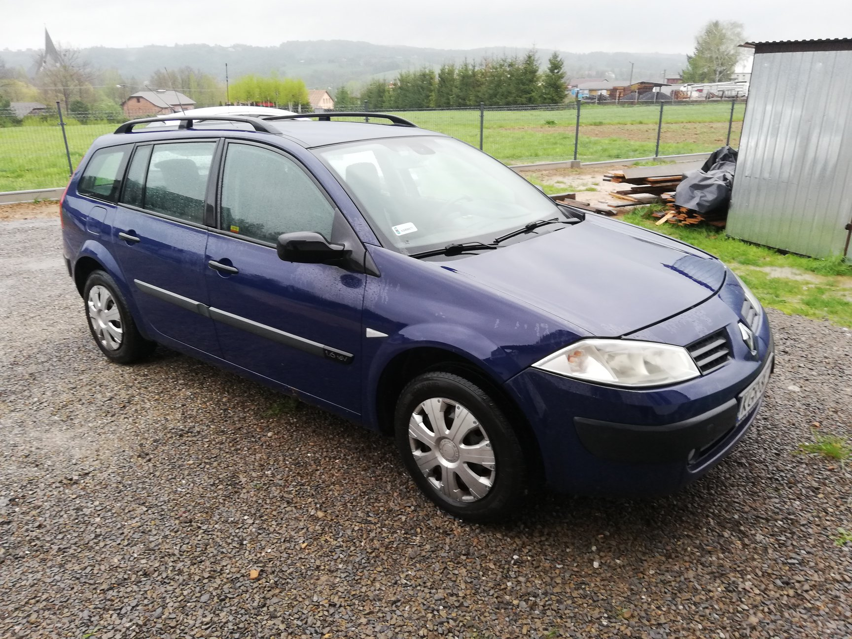 SPRZEDAM!!! Sprzedam Renault Megane II z 2005 roku 1.6 16v …