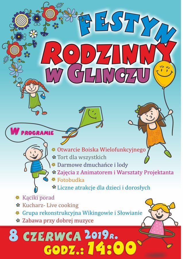 Festyn Rodzinny w Glinczu – Kartuzy.info
