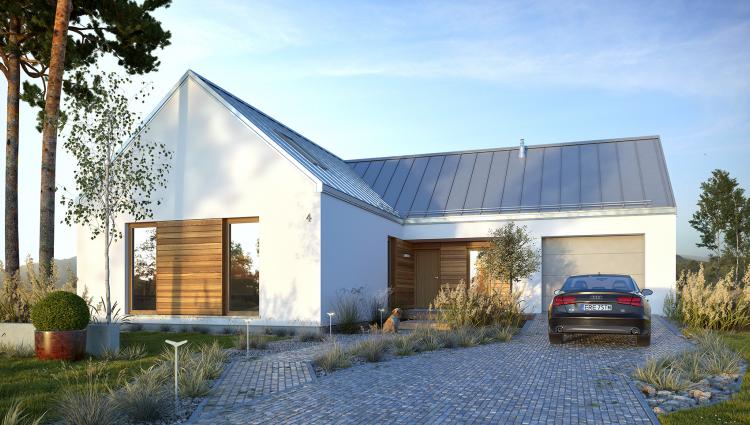 Czym charakteryzują się projekty nowoczesnych domów?
