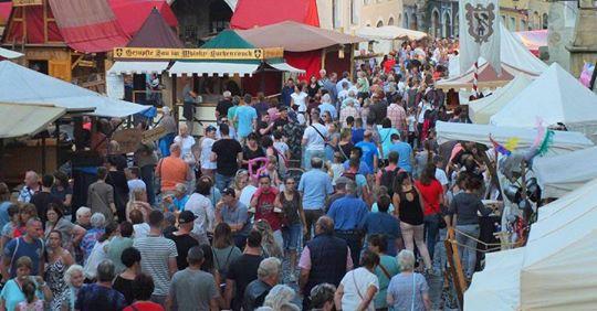Ponad 120 tys. gości na Jakubach i Altstadtfest Goerlitz