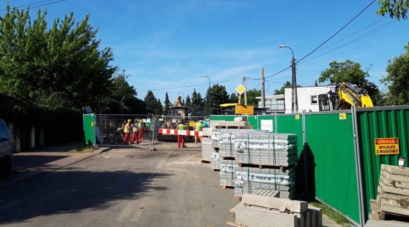 Budowa stacji Zacisze opóźniona | targowek.info