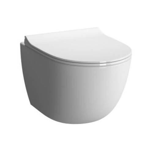 Laufen Pro Rimless – czy miska wisząca to dobre rozwiązanie w łazience?
