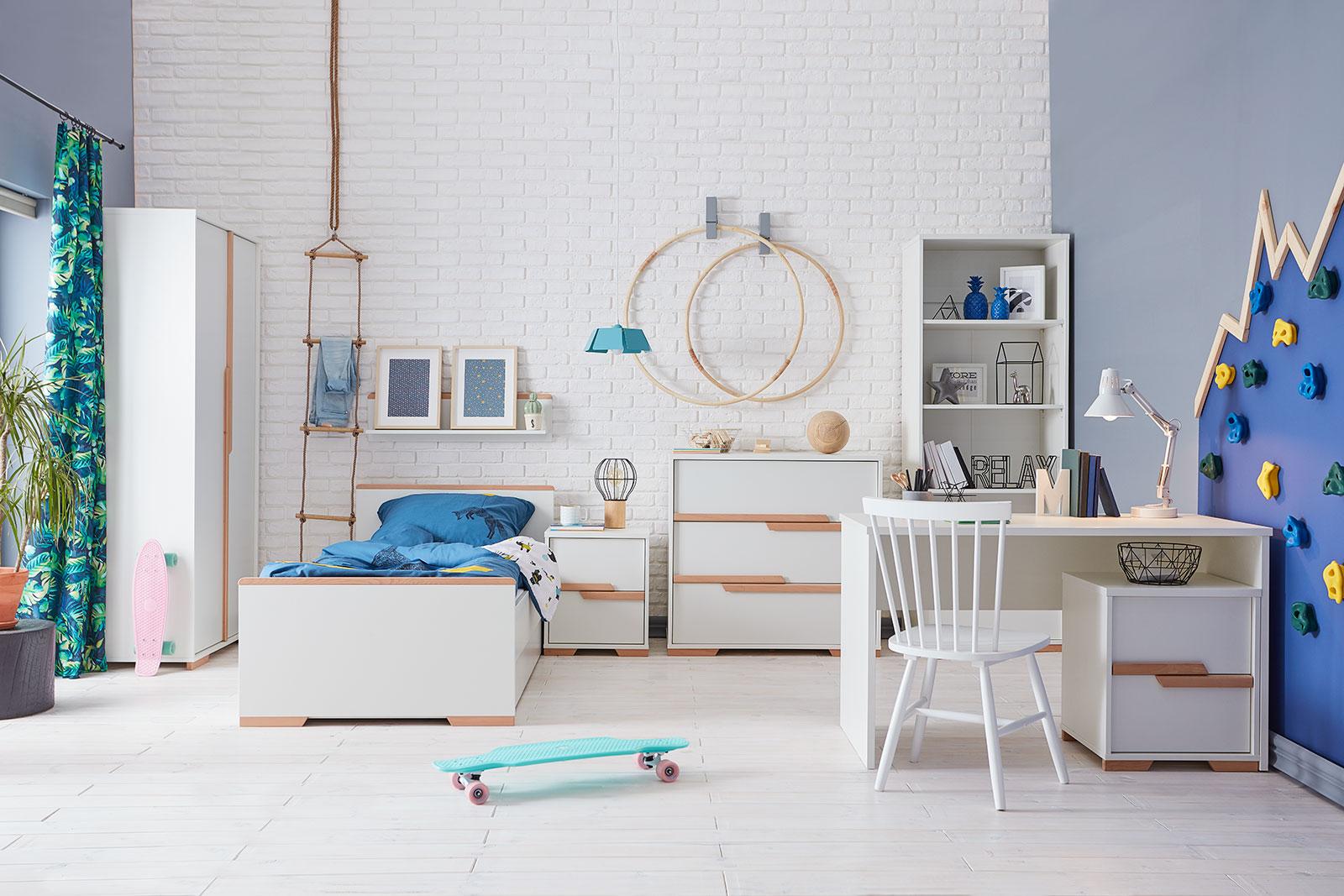 Pokój dziecięcy – jakie meble są polecane?